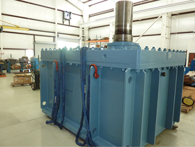 Hydropulper Gearboxes