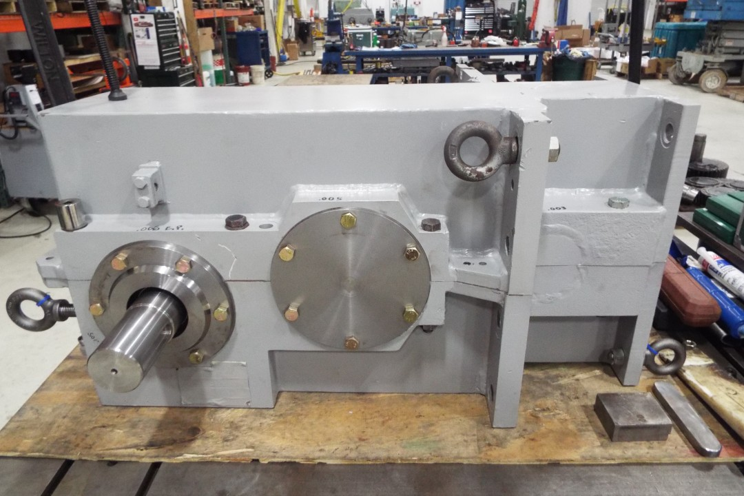 Steel Mill Gearbox Repair