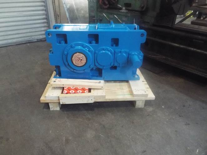 Custom Extruder Gearbox