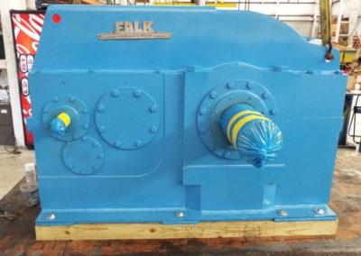 Falk Kiln Gearbox Repair