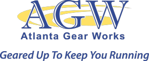 Atlanta Gear Works Logo Geared Up to Keep You Running